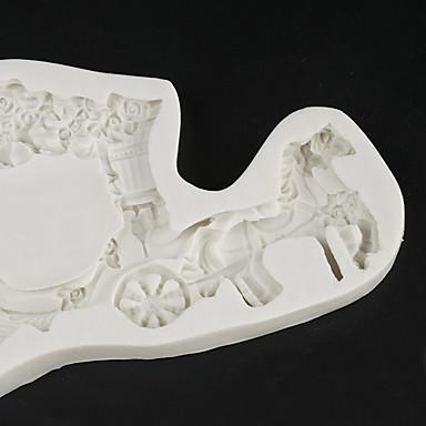Materiale pentru torturi pentru Candy Silicon Copii Nuntă Instrumentul de coacere Bucătărie Gadget creativ Novelty Gril pe Kamado Anul
