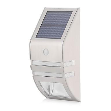 y-- الشمسية بالطاقة الشمسية الباب الجدار الخطوة سياج أدى ضوء حديقة الإضاءة الأبيض مصباح sl1-25