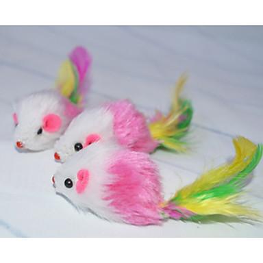Jucărie Pisică Jucării Animale Jucărie Șoarece Mouse