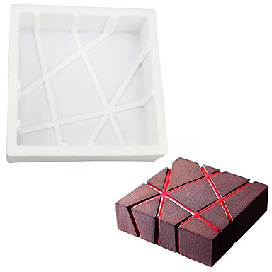 forme de tort de zi cu zi de siliciu gel de mare dimensiune, creative, diy mucegai tort, instrument de copt