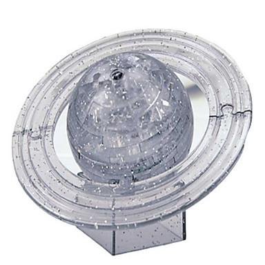 3D-puzzels Legpuzzel Kristallen puzzels Speeltjes Cirkelvormig Honden Toren Paard Beer 3D Kunststoffen Unisex Stuks