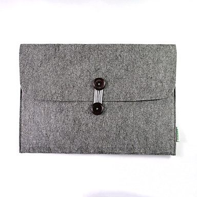 Wolle fühlte Laptop Notizbuch Taschen Schrank Taschen für Apfel 15,4 Zoll MacBook