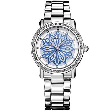 Pentru femei Quartz Ceas de Mână cald Vânzare Aliaj Bandă Casual Modă Argint Auriu Roz auriu