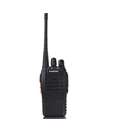 Walkie Talkie  Portabil  Avertizare Baterie Slabă Funcție Economisit Bateria VOX Blocare Canal Ocupat Monitorizare 3KM - 5KM 3KM - 5KM 16