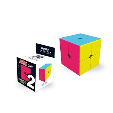 مكعب روبيك Warrior 2*2*2 السلس مكعب سرعة مكعبات سحرية لغز مكعب ABS مربع هدية