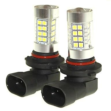 Недорогие Фары для мотоциклов-SENCART 2pcs D8S / C / 9006 Автомобиль Лампы 36W SMD 3030 1500-1800lm Светодиодные лампы Противотуманные фары