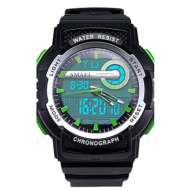 Bărbați Quartz Piloane de Menținut Carnea Ceas digital Ceas de Mână Uita-te inteligent Ceas Militar  Ceas Sport Chineză Alarmă Calendar