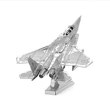 3D-puzzels Legpuzzel Metalen puzzels Vechter DHZ Roestvast staal Metaal Kinderen Volwassenen Meisjes Jongens Unisex Geschenk