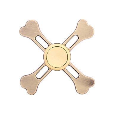 Spinner antistres mână Spinner Titirez Jucarii Ameliorează ADD, ADHD, anxietate, autism Focus Toy Stres și anxietate relief Rotund Crom