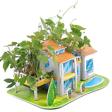 Puzzle 3D Puzzle Reparații Lemn natural Pentru copii Unisex Cadou