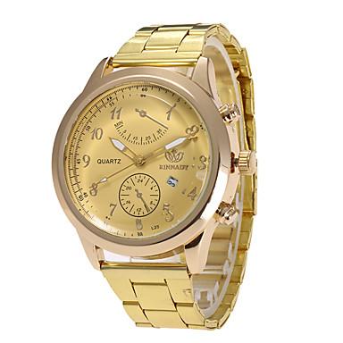Pentru femei Unic Creative ceas Ceas de Mână Ceas Militar  Ceas La Modă Ceas Sport Ceas Casual Quartz Calendar Oțel inoxidabil Bandă