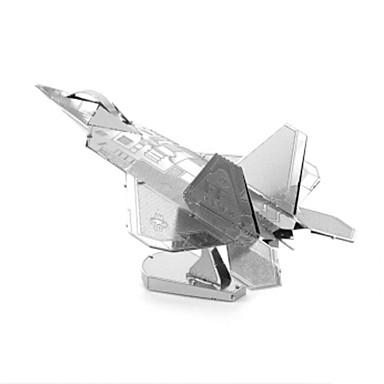3D-puzzels Legpuzzel Metalen puzzels Vechter 3D DHZ Roestvast staal Metaal Unisex Geschenk