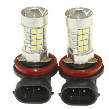 voordelige Automistlampen-SENCART 2pcs PGJ19-1 Automatisch Lampen 36W SMD 3030 1500-1800lm LED-Lampen Mistlamp