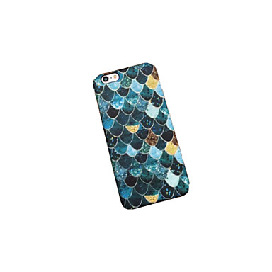 hoesje Voor iPhone 6s Plus iPhone 6 Plus iPhone 6s iPhone 6 iPhone 6 Plus iPhone 6 Patroon Achterkant Geometrisch patroon Hard PC voor