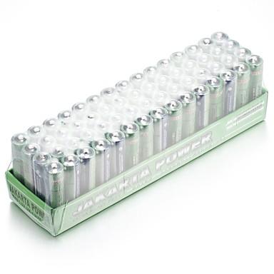 Jakarta power 1.5v aa universele batterij sectie 60pcs / pack