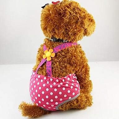 Hund Hosen Hundekleidung Lässig/Alltäglich Tupfen Kostüm Für Haustiere