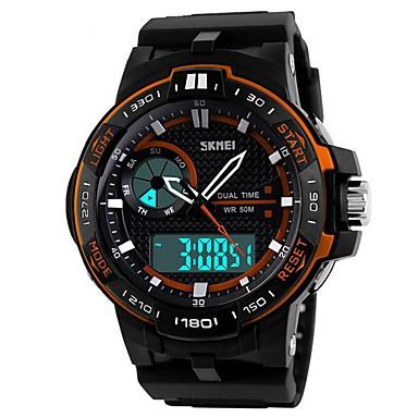 Uita-te inteligent Înregistrare Exerciţii Standby Lung Multifuncțional Sporturi Ceas cu alarmă Cronograf Calendar Zone Duale de Timp Other