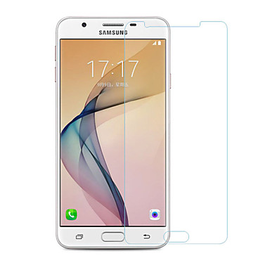 Ecran protector Samsung Galaxy pentru J5 Prime Sticlă securizată 1 piesă Ecran Protecție Față 2.5D Muchie Curbată 9H Duritate High
