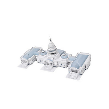 3D - Puzzle Modellbausätze Spielzeuge Berühmte Gebäude EPS+EPU keine Angaben Stücke