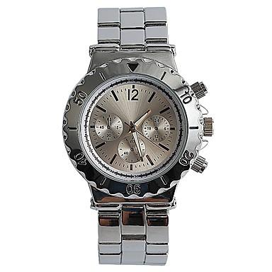 Bărbați Ceas La Modă Ceas de Mână Japoneză Quartz / Aliaj Bandă Casual Elegant Argint