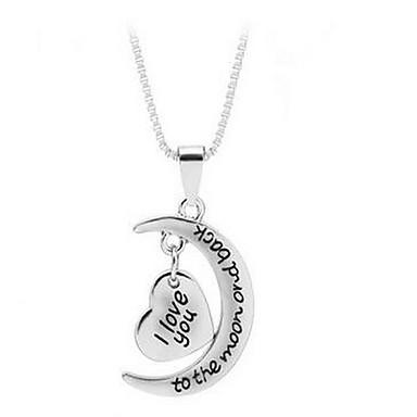 Dames Kettingen Sieraden Legering Initial Jewelry Eenvoudige Stijl Modieus Verstelbaar Sieraden Voor Anders >> Dagelijks Causaal