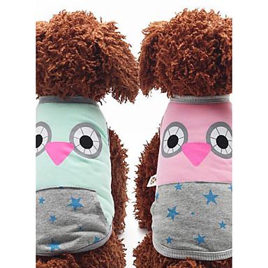 Câine Γιλέκο Îmbrăcăminte Câini Casul/Zilnic Animal Roz Albastru Deschis Costume Pentru animale de companie