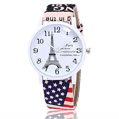 Pentru femei Unic Creative ceas Ceas de Mână Ceas Elegant  Ceas La Modă Ceas Casual Chineză Quartz cald Vânzare PU Bandă Charm Casual