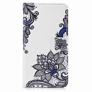 Maska Pentru Samsung Galaxy S8 Plus S8 Titluar Card Portofel Cu Stand Întoarce Model Corp Plin Floare Greu PU Piele pentru S8 S8 Plus