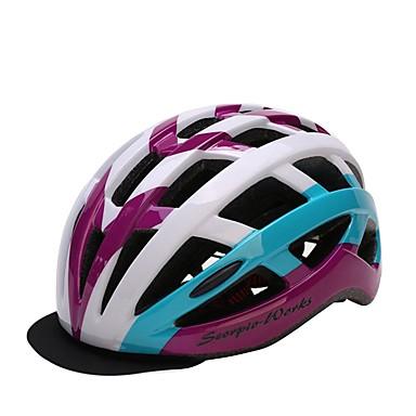 Helm Fahrradhelm ASTM Radsport 28 Öffnungen Extraleicht(UL) Sport Jugend Bergradfahren Straßenradfahren Freizeit-Radfahren Radsport /