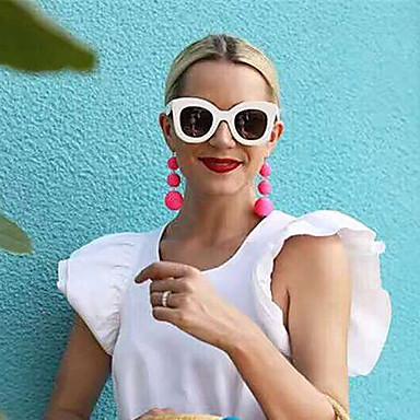 Pentru femei Cercei Picătură Modă Aliaj Rotund Bijuterii Petrecere