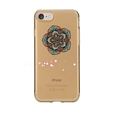 Hoesje voor iphone 7 6 mandala tpu zachte ultra dunne achterhoes hoesje iphone 7 plus 6 6s plus se 5s 5 5c 4s 4