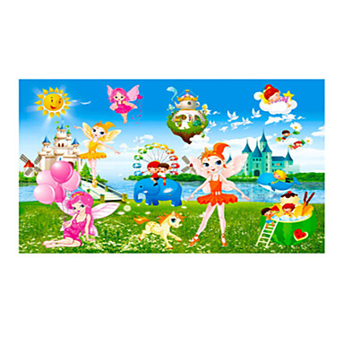 Holzpuzzle Bildungsspielsachen Spielzeuge Haus Sonne Pferd Zeichentrick Frucht andere Holz Unisex Stücke