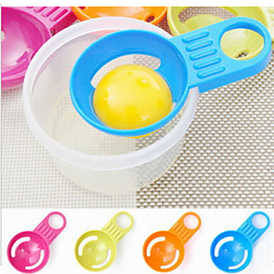 פלסטי כלים לביצים Creative מטבח גאדג'ט כלי מטבח כלי מטבח עבור ביצה עבור כלי בישול 1pc