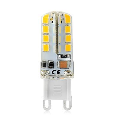 3W G9 LED Doppel-Pin Leuchten T 32 LEDs SMD 2835 Dekorativ Warmes Weiß Weiß 240-270lm 3000/6000