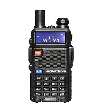 BAOFENG Walkie Talkie  Portabil  Avertizare Baterie Slabă Alarmă de Urgență PC Software Programabil  Funcție Economisit Bateria Promter