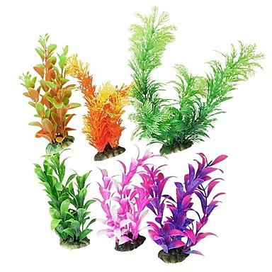 Aquarium Decoratie Bloem