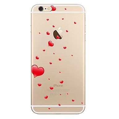 Hoesje voor iphone 7 7 plus horen patroon tpu soft back cover voor iphone 6 plus 6s plus iphone 5 se 5s 5c 4s