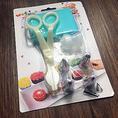 2 Stück Kuchenformen Kreisförmig Kuchen Für Käse Other Edelstahl Multi-Funktion nicht-haftend Gute Qualität Kreative Küche Gadget