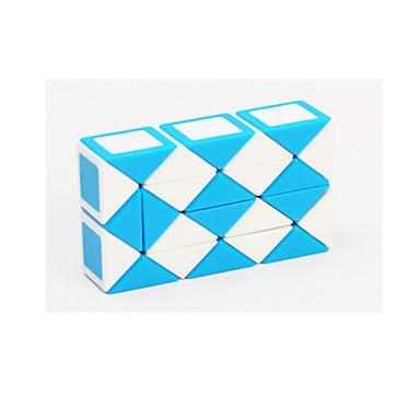 cubul lui Rubik Cub Viteză lină Cuburi Magice Alină Stresul puzzle cub Distracție Plastice Dreptunghiular Pătrat Cadou
