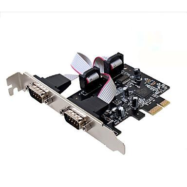 PCI Adaptor, PCI to RS232 Adaptor Bărbați-Damă