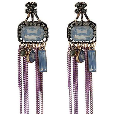 Pentru femei Cercei Picătură La modă Vintage Supradimensionat costum de bijuterii Aliaj Bijuterii Pentru Alte Scenă Ieșire