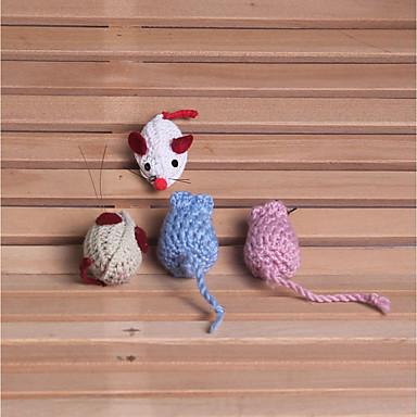 Jucărie Șoarece Mouse Bumbac Pentru Jucărie Pisică