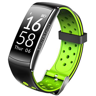 levne Pánské-Sportovní hodinky / Módní hodinky / Hodinky k šatům pro iOS / Android Monitor pulsu / Dotykový displej / Alarm / Kalendář / Voděodolné Stopky / Krokoměr / Záznamník hovorů / Sledovač fittness / Budík