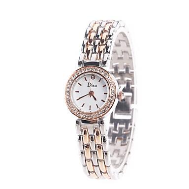 Pentru femei Ceas Elegant  Ceas La Modă Ceas de Mână Simulat Diamant Ceas Chineză Quartz imitație de diamant Aliaj Bandă Charm Vintage