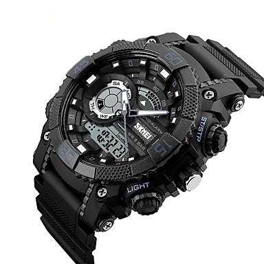skmei bărbați femei 1288 ceas electronic de mișcare multifuncțională