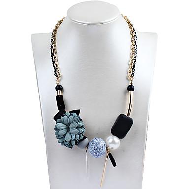 Pentru femei Cute Stil Coliere Imitație de Perle Aliaj Coliere . Cute Stil