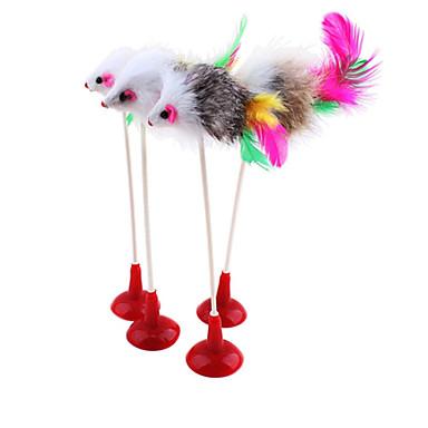 Jucărie Pisică Jucării Animale Jucării de Mestecat Mouse