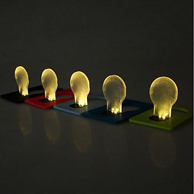 2 buc LED-uri de lumină de noapte Baterie Decorativ LED