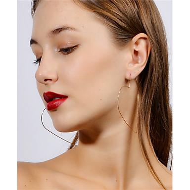 للمرأة مخصص موضة سبيكة قلب مجوهرات يوميا فضفاض ذهاب للخارج شارع مجوهرات