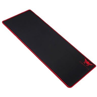 وامتدت كومباتيروينغ الألعاب ماوس الوسادة المضادة للانزلاق قاعدة مطاطية 2MM سميكة 27.6 × 11.8 × 0.08 بوصة